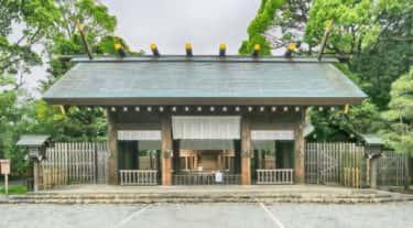 桜木町にある関東のお伊勢さま伊勢山皇大神宮で疫病鎮めの御札をいただきました
