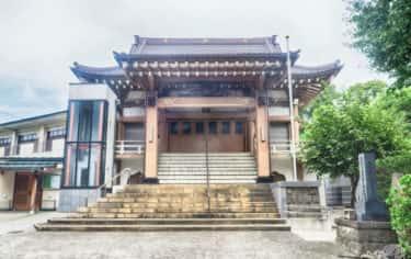 甚行寺の案内板【神奈川宿歴史の道その11】