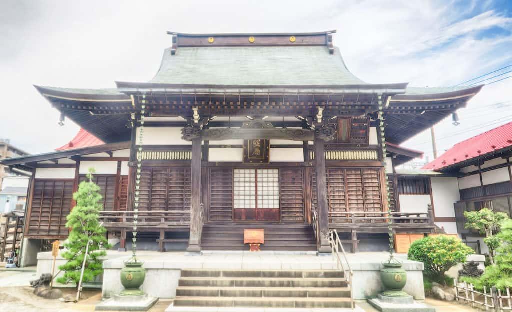 成仏寺外観