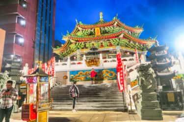 何度でも蘇るぞ!中華街を守る4代目横濵關帝廟(よこはまかんていびょう)の歴史と参拝方法