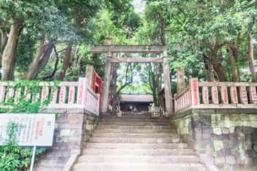 洲崎大神の案内板【神奈川宿歴史の道その13】